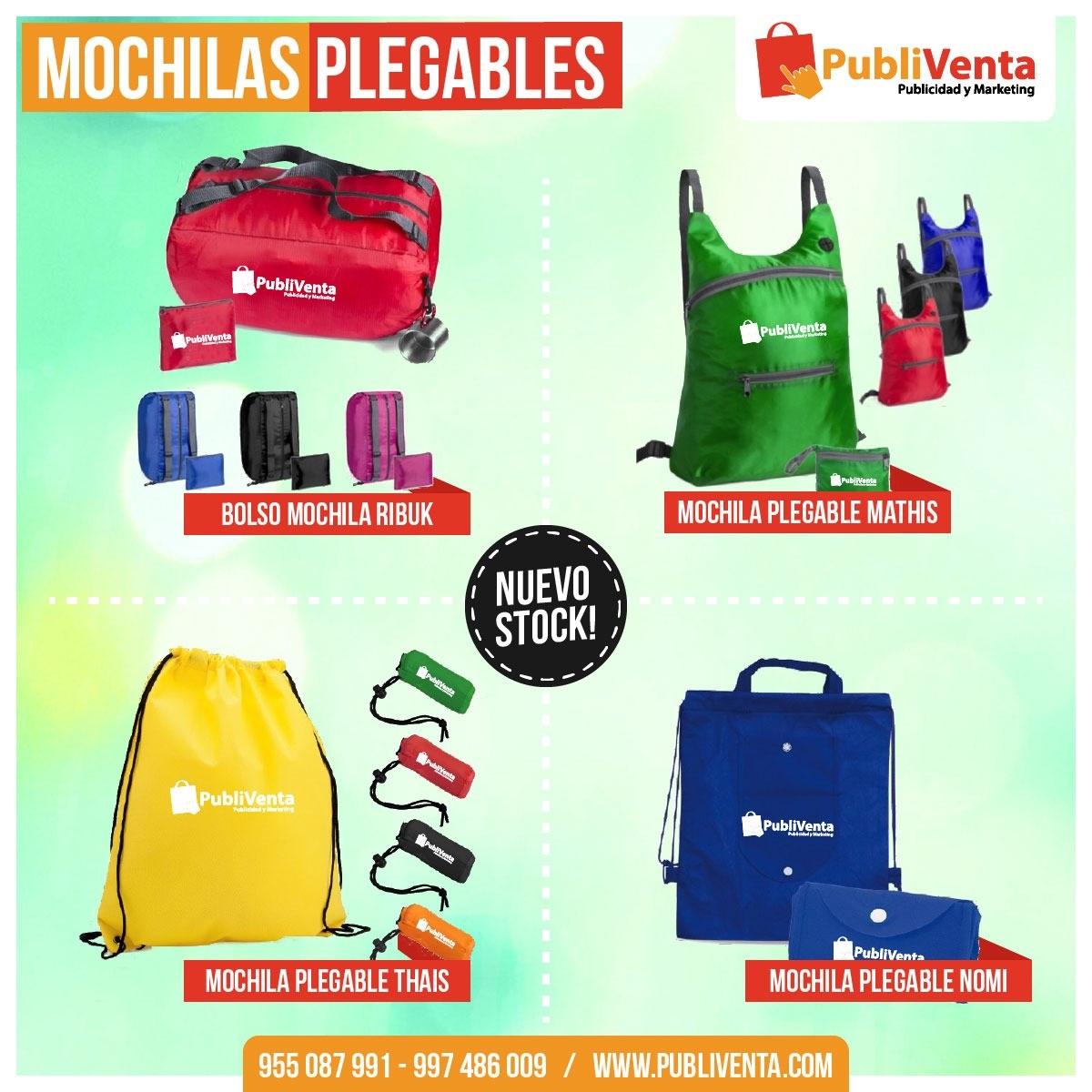 Mochilaplegables